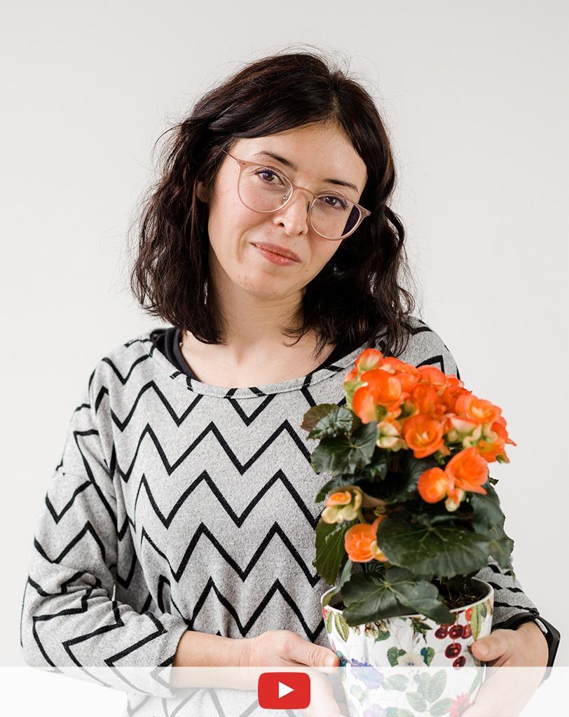Sabrina Schirosi - Pollice verde