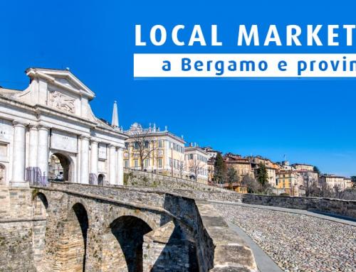 Raggiungere nuovi clienti con local marketing a Bergamo e provincia