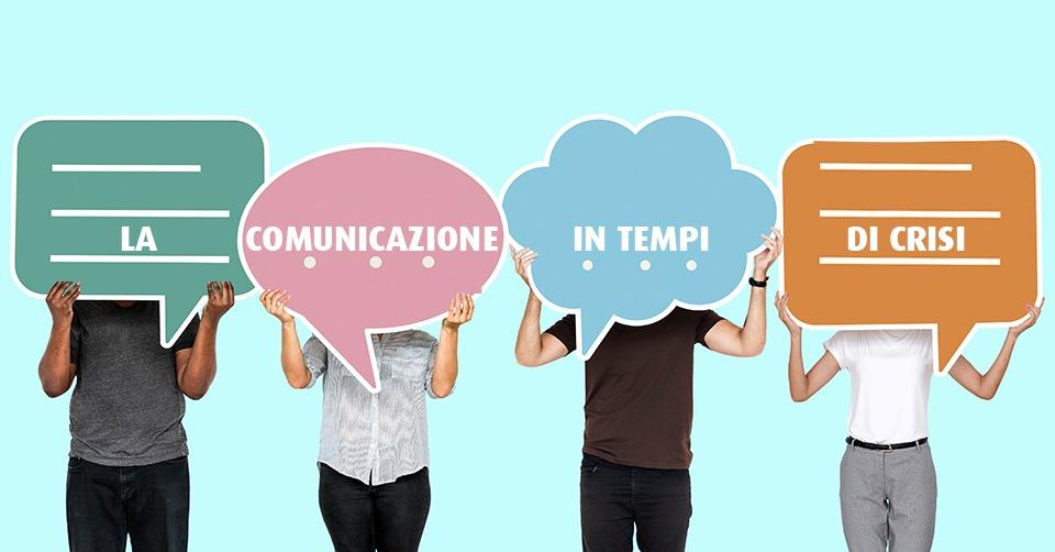 Comunicazione in tempo di crisi