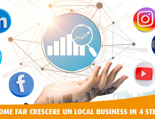 Casestudy: come far crescere un local business in 4 step