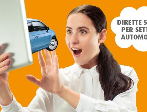 Incrementare le vendite con le dirette social per settore automotive