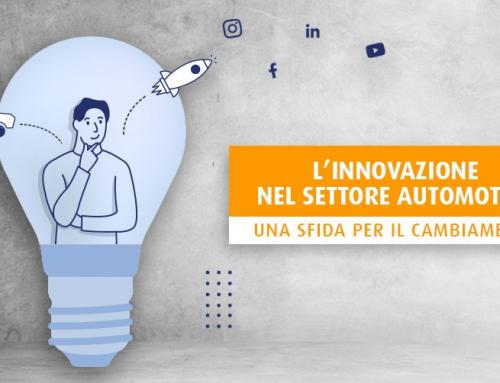 Innovazione nel settore automotive: una sfida per il cambiamento