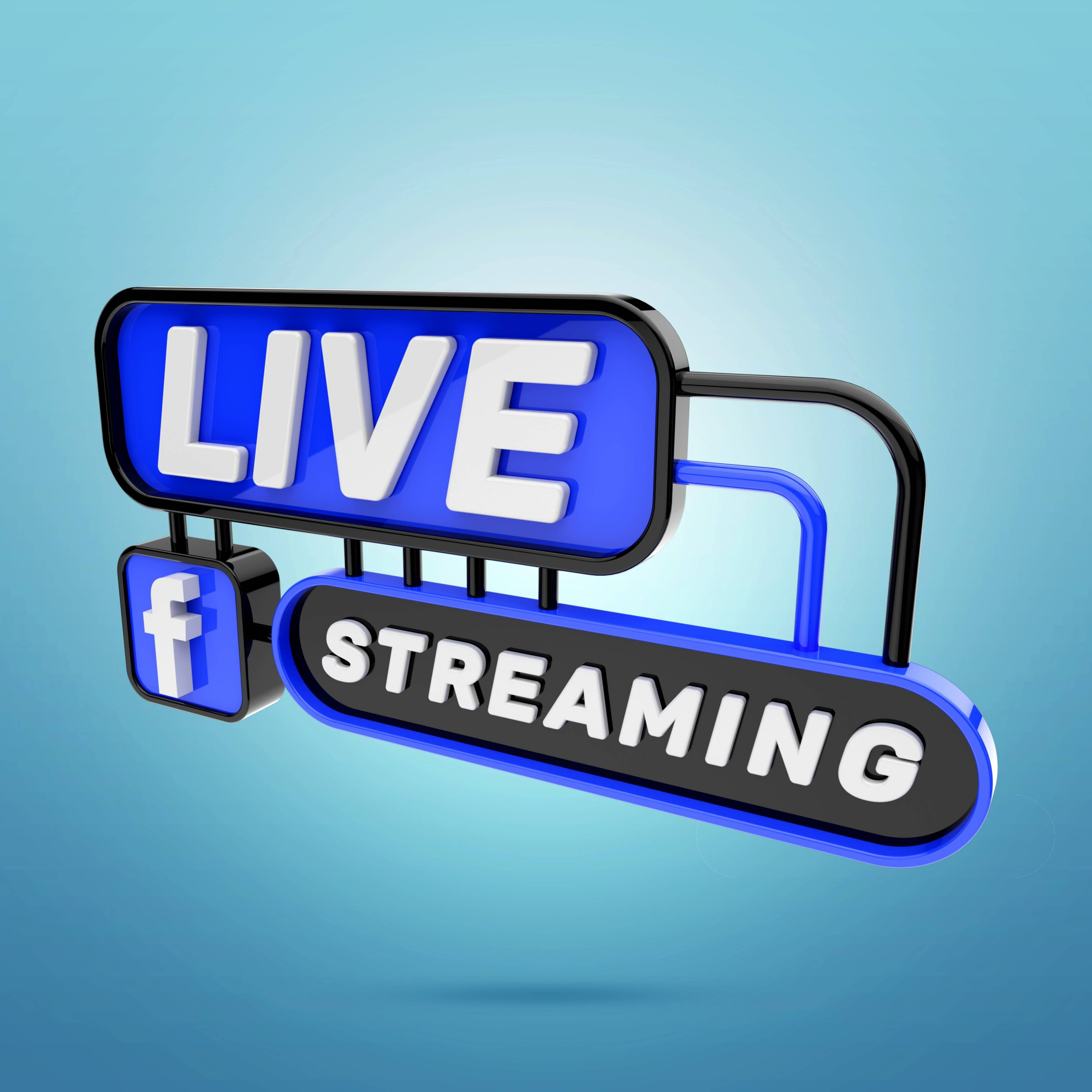 Streaming facebook live
