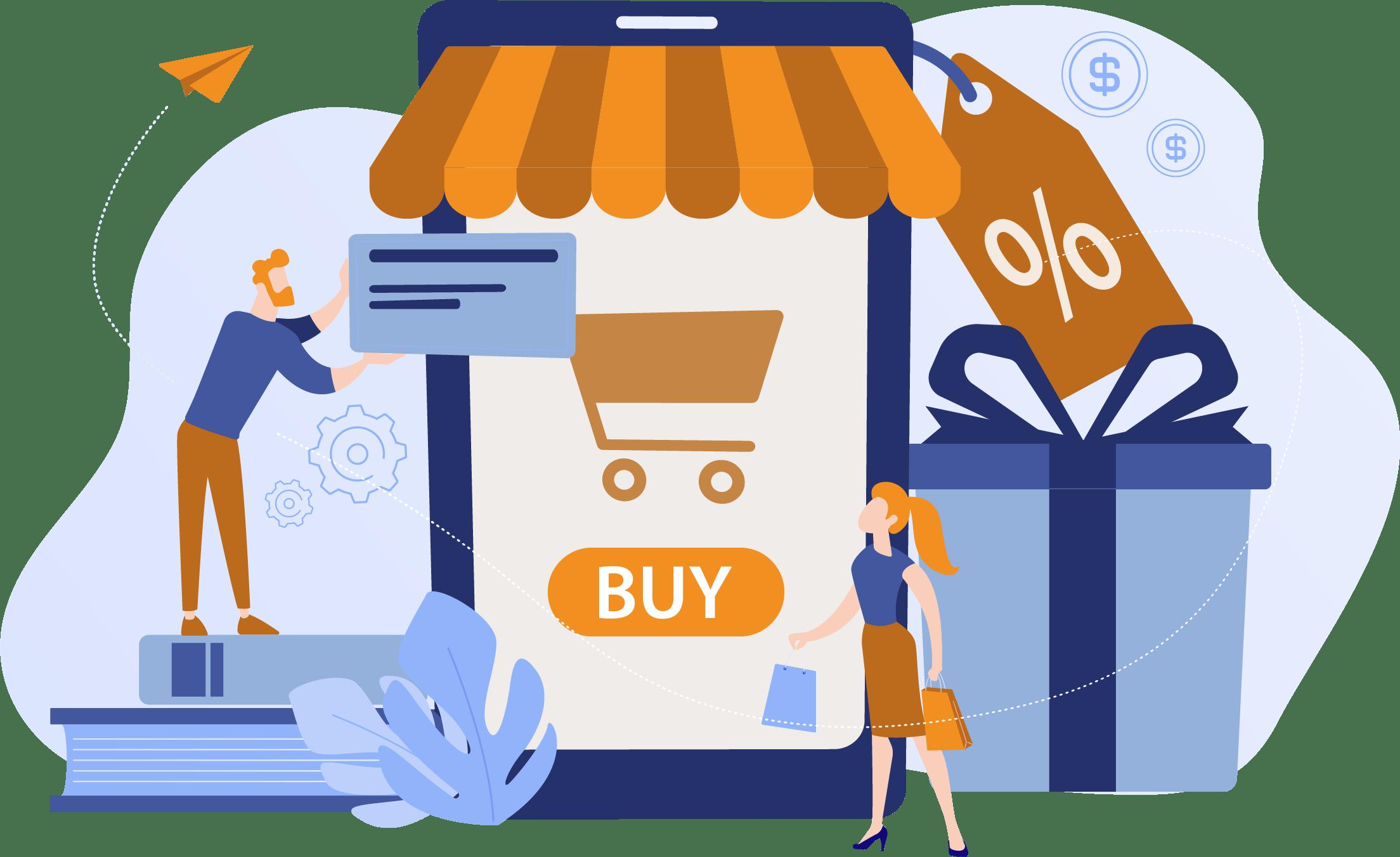 vendita online attraverso campagne